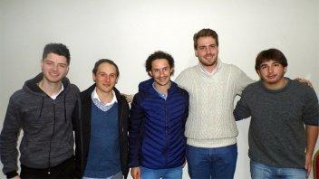 Referentes de la juventud de Consenso Federal se reunieron en Villaguay