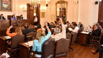 Este jueves sesiona el HCD: los temas a tratar