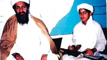 Trump confirmó la muerte del hijo de Osama ben Laden en Afganistán