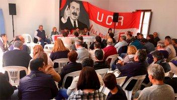 La UCR Entre Ríos definió tener un mayor protagonismo en la campaña electoral