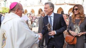 Cargnello a Macri: