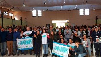 Gualeguay: Gobierno entrerriano entregó aportes por casi dos millones de pesos