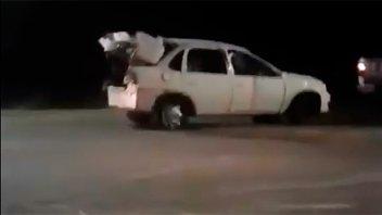 Un hombre perdió la vida al volcar un auto sobre Ruta 6