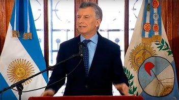 Acevedo se retiró de un evento con Macri y el Presidente se lo recriminó