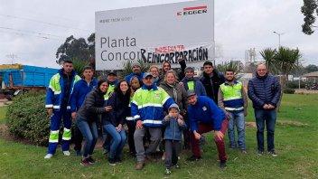 Diez despedidos de empresa maderera de Concordia reclaman su reincorporación