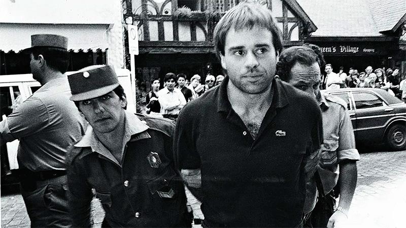 País: Detuvieron a Maguila Puccio en San Pablo durante un control antidrogas