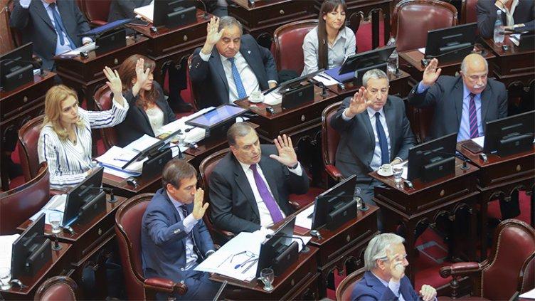 El Senado nacional aprobó la emergencia alimentaria