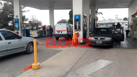 Crece la brecha de precios de la nafta entre Capital Federal y las provincias