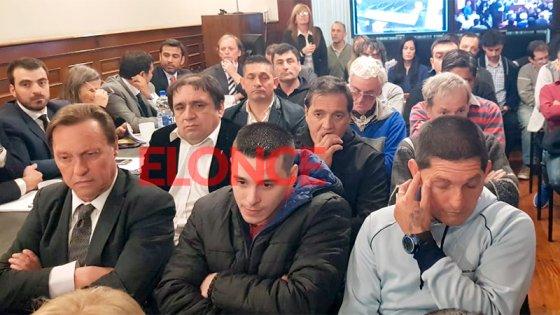 Fotos de la primera jornada del juicio por narcotráfico que involucra a Varisco