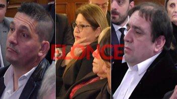 Juicio por narcotráfico: Llegada de los detenidos y sus primeras declaraciones