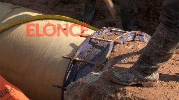 Corte en el suministro de agua afecta a barrios de la zona sureste de la ciudad