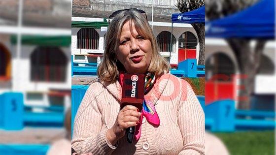Bibiana Artázcoz se retira de los medios: