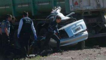 Tragedia en la ruta 40: cinco muertos en un siniestro vial