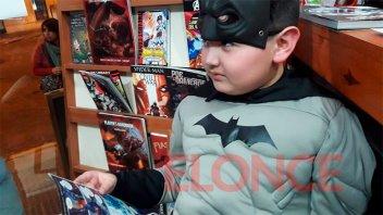 Paraná se sumó a los festejos por los 80 años de la primera aparición de Batman