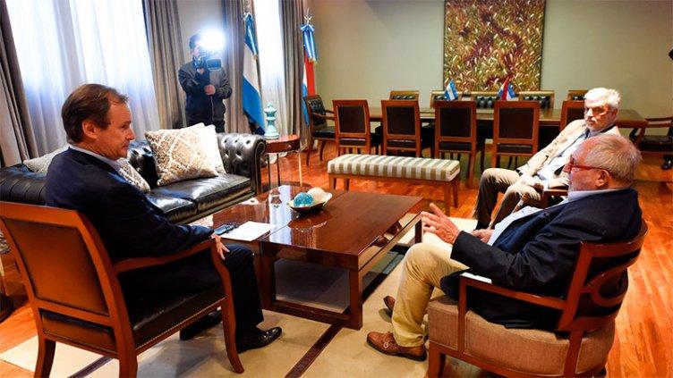 Región Centro proyecta agenda institucional y productiva con zona de China