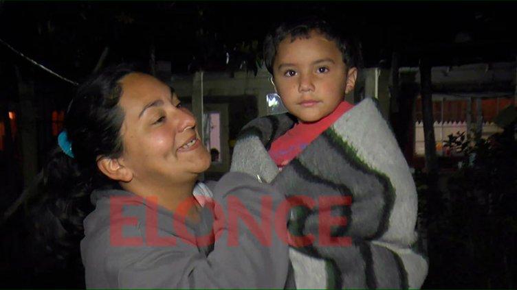 Niño sufrió una broncoaspiración mientras dormía y fue salvado por su abuela