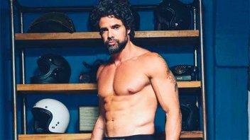 Las fotos de Luciano Castro desnudo ya no se podrán difundir