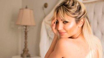 Vicky Xipolitakis habló de su separación y se quebró en vivo