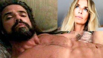 Filtraron fotos de Luciano Castro desnudo y Sabrina Rojas habló al respecto