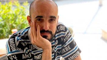 Abel Pintos confirmó su romance con su