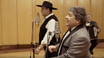 Video: Los Palmeras sorprenden con el Chaqueño Palavecino en