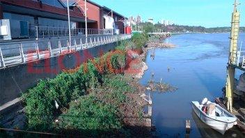Bajante del Paraná: Las previsiones y por qué no hay que ir a bancos de arena