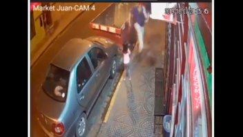 Video: Polémica por la reacción de un hombre ante una perra que ladró a su niña