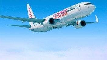 Se agrava situación de aerolínea por crisis de Chubut: le deben $ 280 millones
