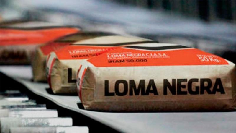 Loma Negra cierra la planta donde fabricó la primera bolsa de cemento del país