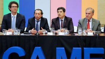 CAME pidió al Ministro de Producción un salvataje financiero para las pymes