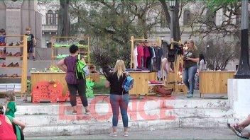 Exposición, feria, gastronomía y música en plaza Carbó