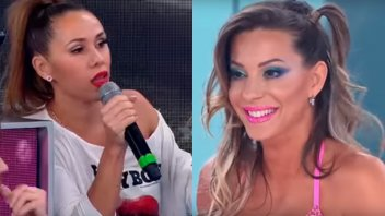 Noelia Marzol y Barby Silenzi protagonizaron un fuerte cruce: Video