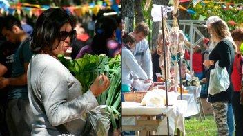 La Feria Periurbana funcionará este sábado por el fin de semana largo