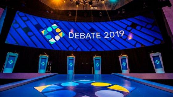 Santa Fe: Inició el primer debate presidencial