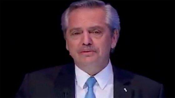 Primer cruce de Alberto a Macri:
