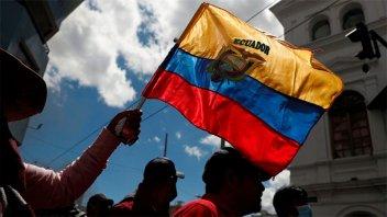 El Mercosur respaldó al gobierno de Lenín Moreno y llamó al diálogo en Ecuador