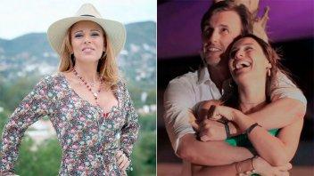 Iliana Calabró le aconsejó a Pampita Ardohain que no se case