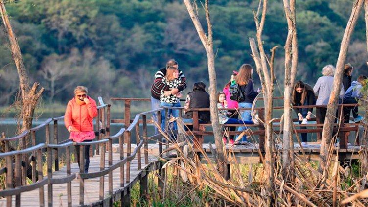 Afirman que el fin de semana largo ingresaron 120 mil visitantes a Entre Ríos