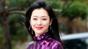 Hallaron muerta a famosa cantante de K-Pop: era víctima de ciberacoso