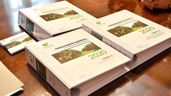 Detalles del proyecto de Presupuesto provincial 2020