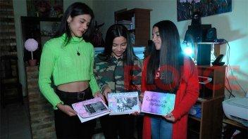 A partir de imágenes, adolescentes escribieron cuentos y editaron libros