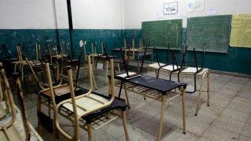 Chubut sigue sin clases y hay temor de promoción de alumnos por decreto