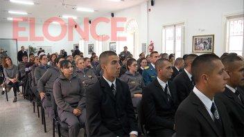 Capacitaron sobre diversidad sexual y DDHH a personal de fuerzas de seguridad