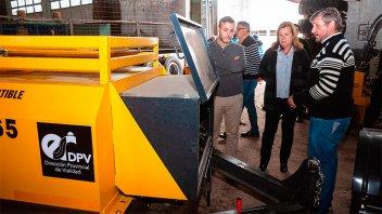 Vialidad incorpora tanques de combustibles para las zonales