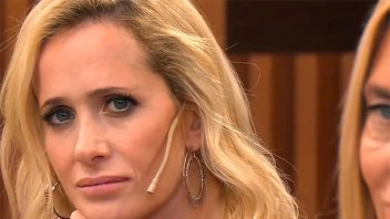 Julieta Prandi denunció a su ex marido por violencia familiar
