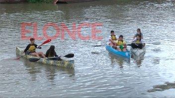 Jornada de limpieza del río: