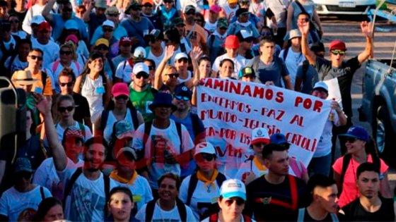 Hasenkamp-Paraná: Testimonios de los fieles y qué los motiva a peregrinar