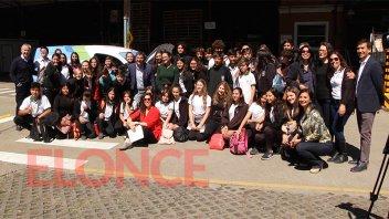 Finalizaron las actividades del programa Educación Verde de Enersa