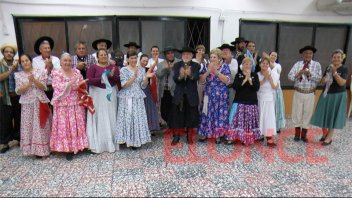 El grupo Ko'êmbotà invita a su muestra anual y peña folclórica