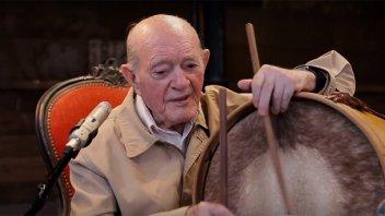 A los 97 años murió